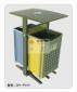 方形�p�筒���灰槽不�P�垃圾桶